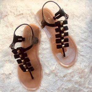 Kate Spade Jelly Thong Sandal